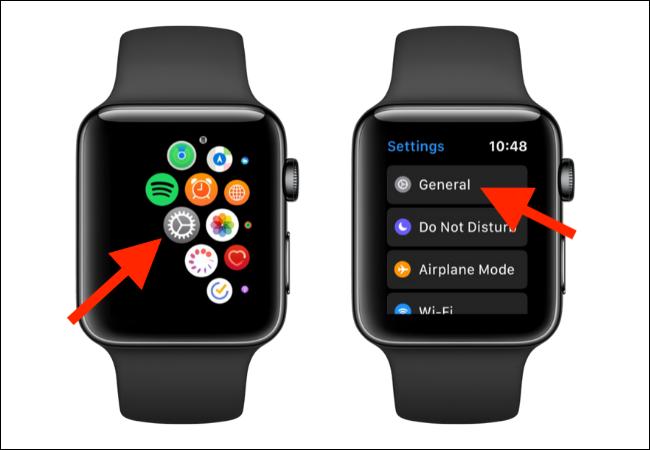 Cách tìm số seri và IMEI trên Apple Watch - Hình 2