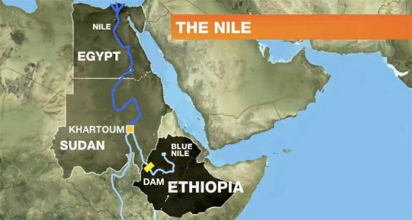 Cuộc chiến nước sống còn trên sông Nile - Hình 2