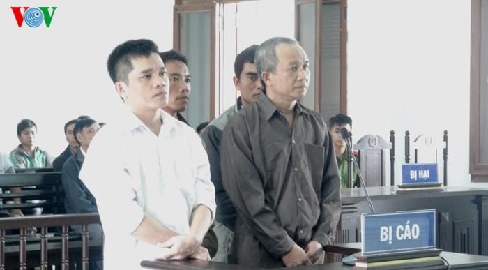 Cựu cán bộ Phòng Tài nguyên - Môi trường bị tuyên án tù vì phá rừng - Hình 1