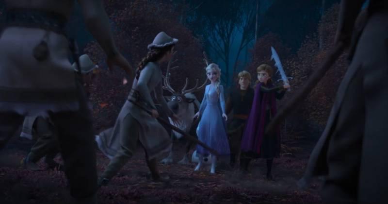 Frozen II - Những ca sĩ góp giọng trong phiên bản hoạt hình của các quốc gia - Hình 1