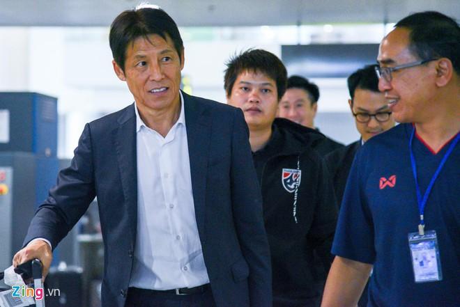 HLV Nishino muốn Thái Lan tập trung cho trận gặp Việt Nam - Hình 1