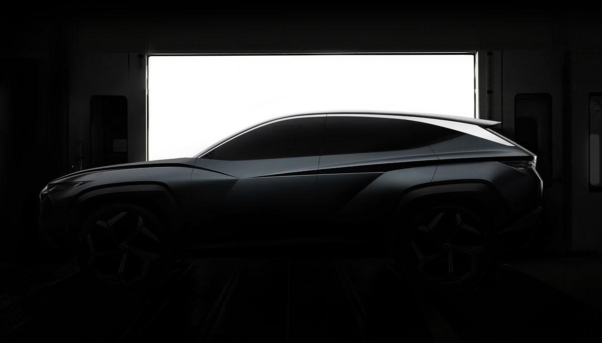 Hyundai sắp gây sốc với mẫu SUV mới: Xung quanh xe toàn là kim cương - Hình 2
