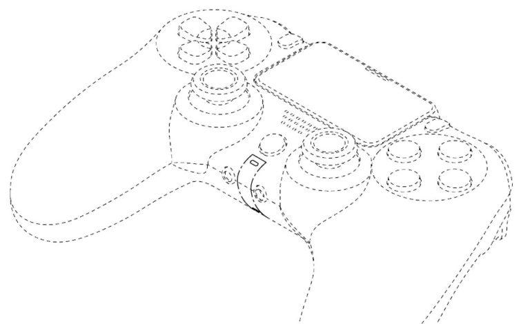 Lộ diện những hình ảnh đầu tiên của Dualshock 5 - Hình 1