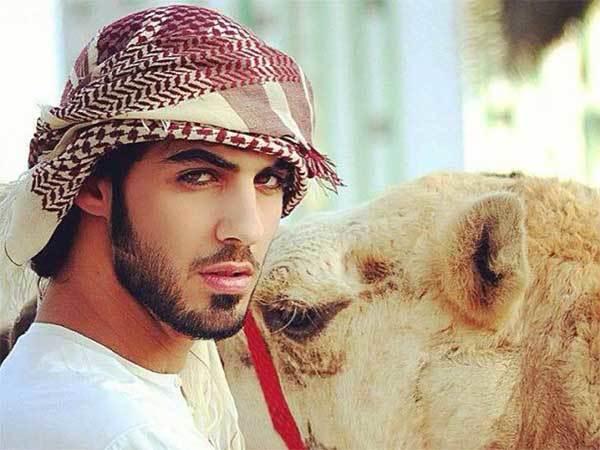 Ngắm vẻ đẹp nam tính của các chàng trai Ả rập - Hình 1