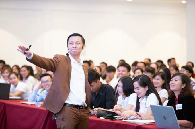 Nguyễn Hữu Lam - từ thầy giáo công nghệ thông tin trở thành chuyên gia Marketing online - Hình 2