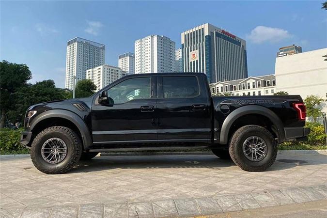 Siêu bản tải Ford F-150 Raptor 2019 hơn 4 tỷ ở Hà Nội - Hình 2