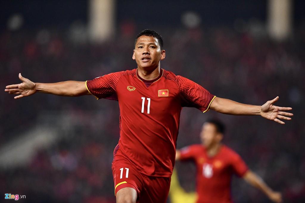 Tiền đạo tuyển Việt Nam cần dứt điểm tốt trước Thái Lan - Hình 2