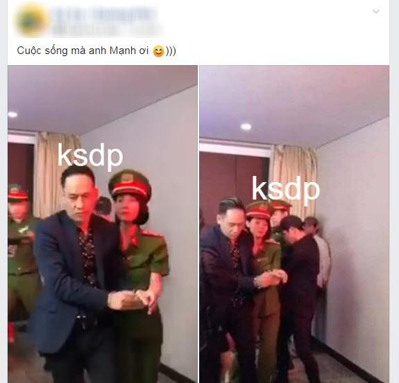 Tìm ra danh tính 'nữ cảnh sát' thả rông trong MV của Duy Mạnh: Là diễn viên trẻ, thường xuyên chụp ảnh táo bạo - Hình 1