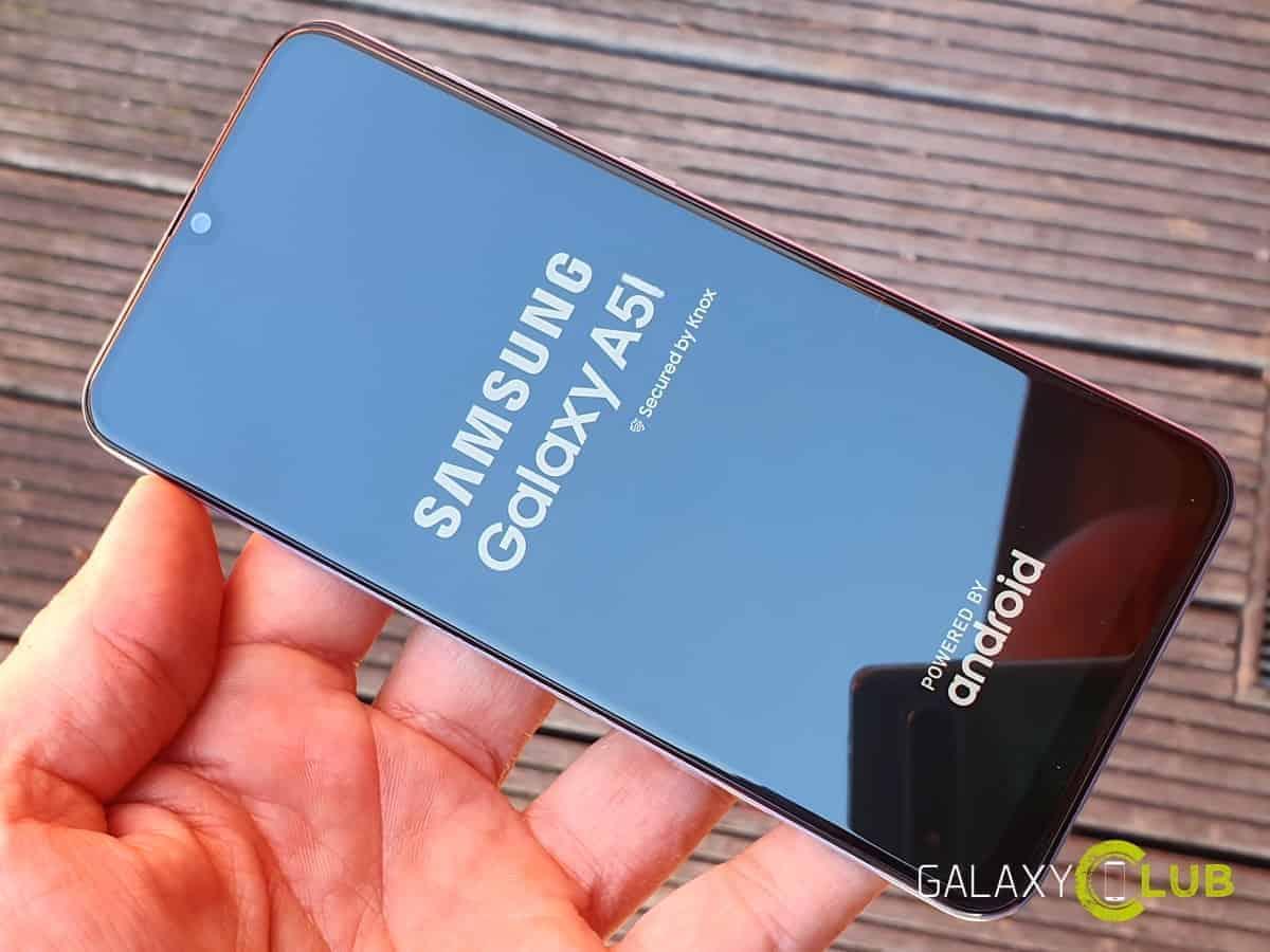 Tổng hợp thông tin về smartphone tầm trung Samsung Galaxy A51 - Hình 1
