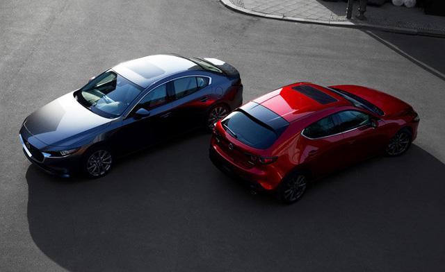 Vượt qua các xe của Audi và BMW, Mazda3 được lòng các chị em nhất 2019 - Hình 1