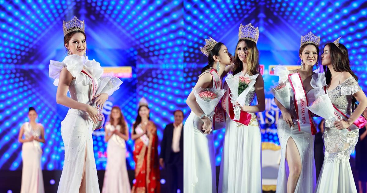 Thêm một người đẹp Việt đăng quang cuộc thi nhan sắc quốc tế, nhiều người ngỡ ngàng - Hình 7