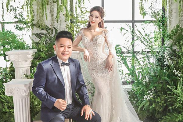 Bị dị nghị lấy chồng kém sắc, mỹ nhân Việt vẫn có cuộc sống hạnh phúc vạn người mơ - Hình 1