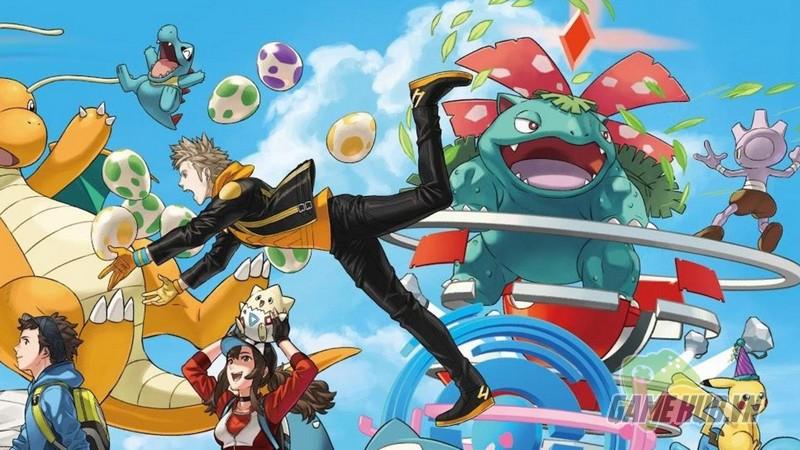 Cao thủ làng game đi hơn 20,000km để lập kỷ lục bắt đủ 1 triệu Pokemon - Hình 2