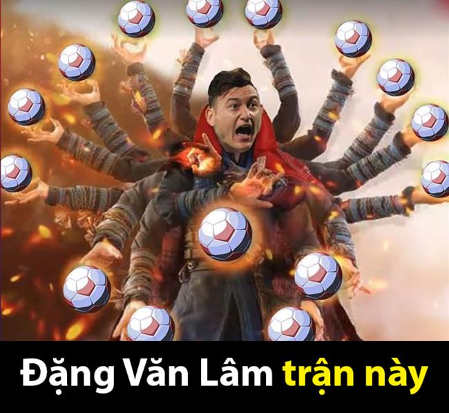 Đặng Văn Lâm hóa siêu nhân cứu nguy đội tuyển Việt Nam - Hình 1