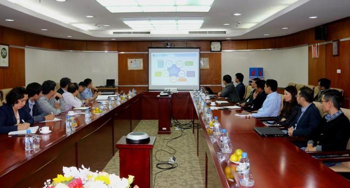 DMC với triển vọng phát triển dịch vụ khoa học kỹ thuật dầu khí - Hình 2