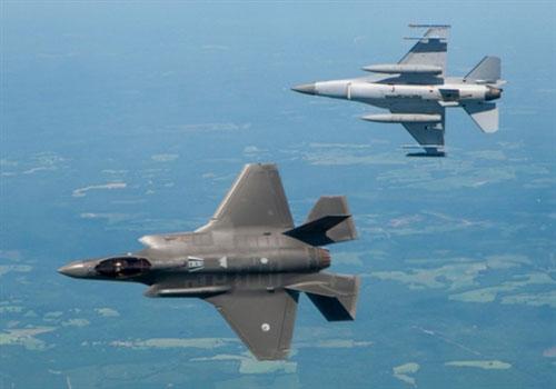 F-16 Mỹ tập trận cùng F-35 Israel: Thông điệp lạnh tới Iran? - Hình 2