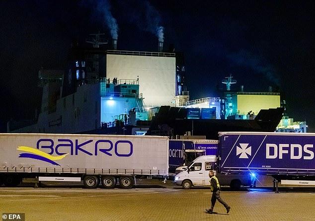 Hà Lan phát hiện 25 người di cư trong container đông lạnh trên đường sang Anh - Hình 1
