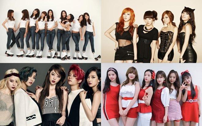 Knet chọn bài hát hàng đầu của girlgroup gen 2: Liệu có bản hit bạn yêu thích? - Hình 1
