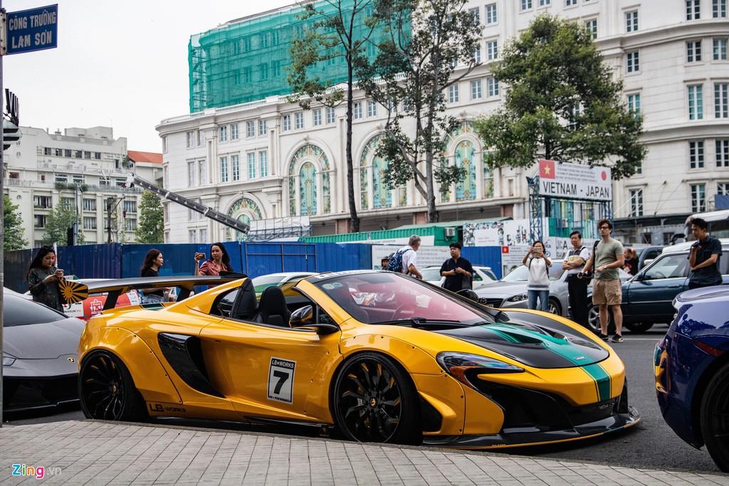 Những siêu xe độ ấn tượng nhất Việt Nam, Lamborghini chiếm đa số - Hình 1