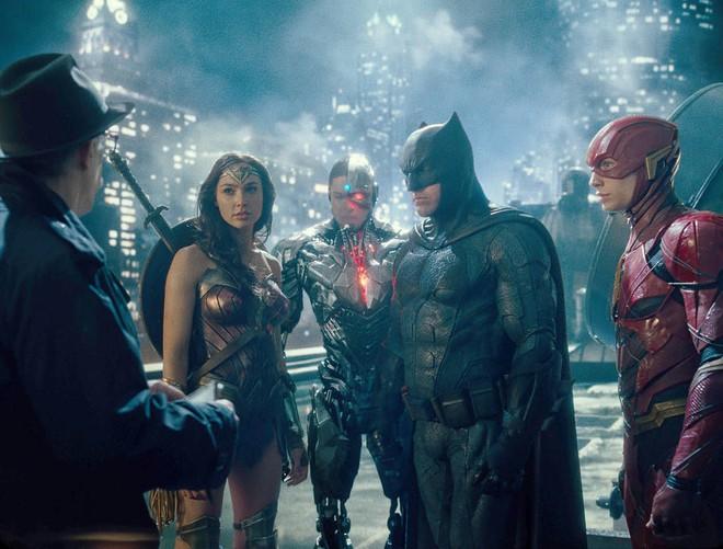 Tài tử Siêu Nhân thừa nhận thất bại của 'Justice League' - Hình 2