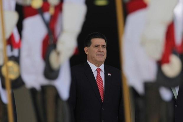 Tòa án Brazil kiến nghị bắt tạm giam cựu Tổng thống Paraguay - Hình 1