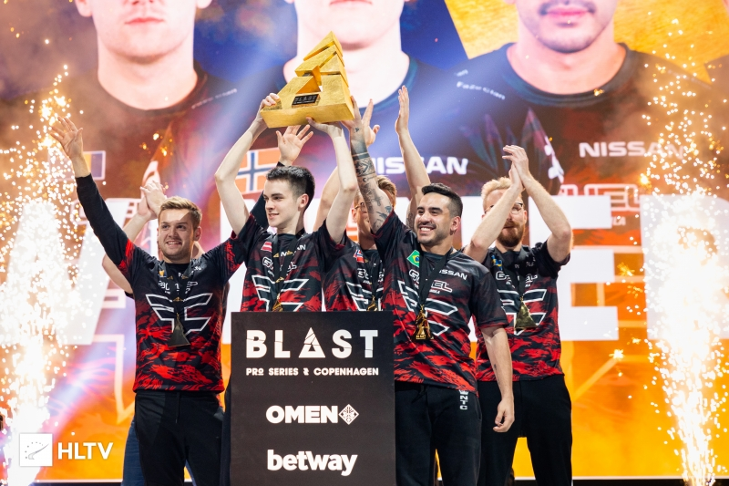 Tổng hợp Highlight của BLAST Pro Series Copenhagen - Hình 1