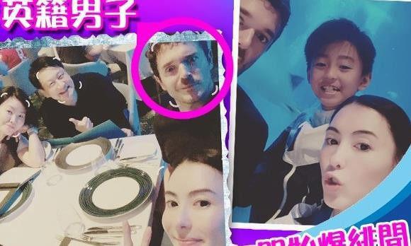 Trương Bá Chi mừng sinh nhật con trai bên người tình tin đồn - Hình 2