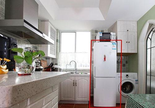 Tủ lạnh đặt phải cung tán của, tiền bạc sớm muộn cũng đội nón ra đi - Hình 1