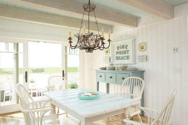 4 ý tưởng trang trí hoàn hảo giúp cho phòng ăn sáng bừng - Hình 1