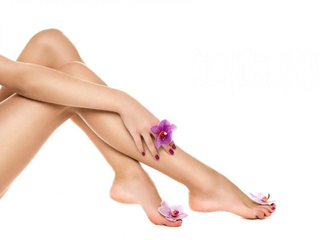 6 bí kíp để sở hữu đôi chân đẹp - Hình 1