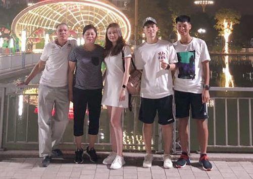 Đình Trọng, Văn Toàn có tình yêu kín tiếng trên mạng xã hội - Hình 2