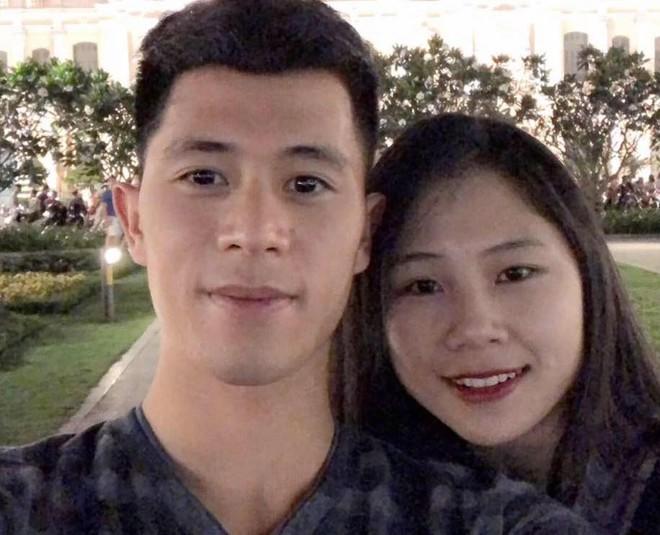 Đình Trọng, Văn Toàn có tình yêu kín tiếng trên mạng xã hội - Hình 1
