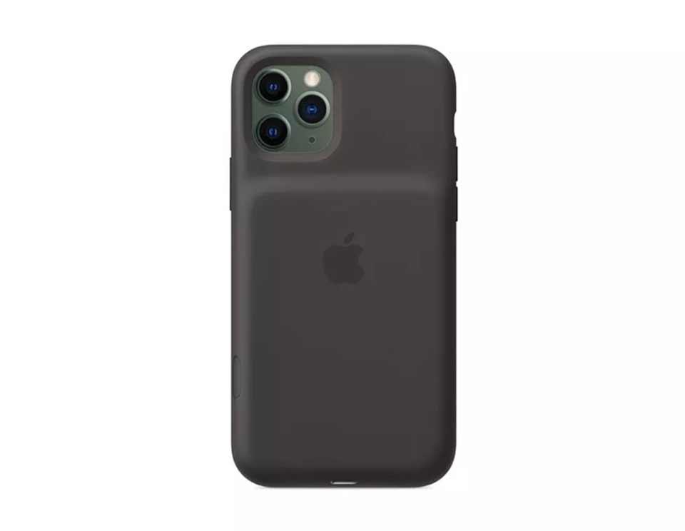 Ốp tích hợp pin của loạt iPhone 11 có thêm nút chụp ảnh vật lý - Hình 1