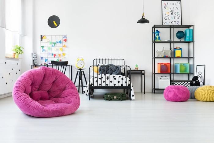 Tuyển tập những mẫu phòng riêng vui nhộn, sinh động dành riêng cho các bạn trẻ tuổi teen - Hình 1