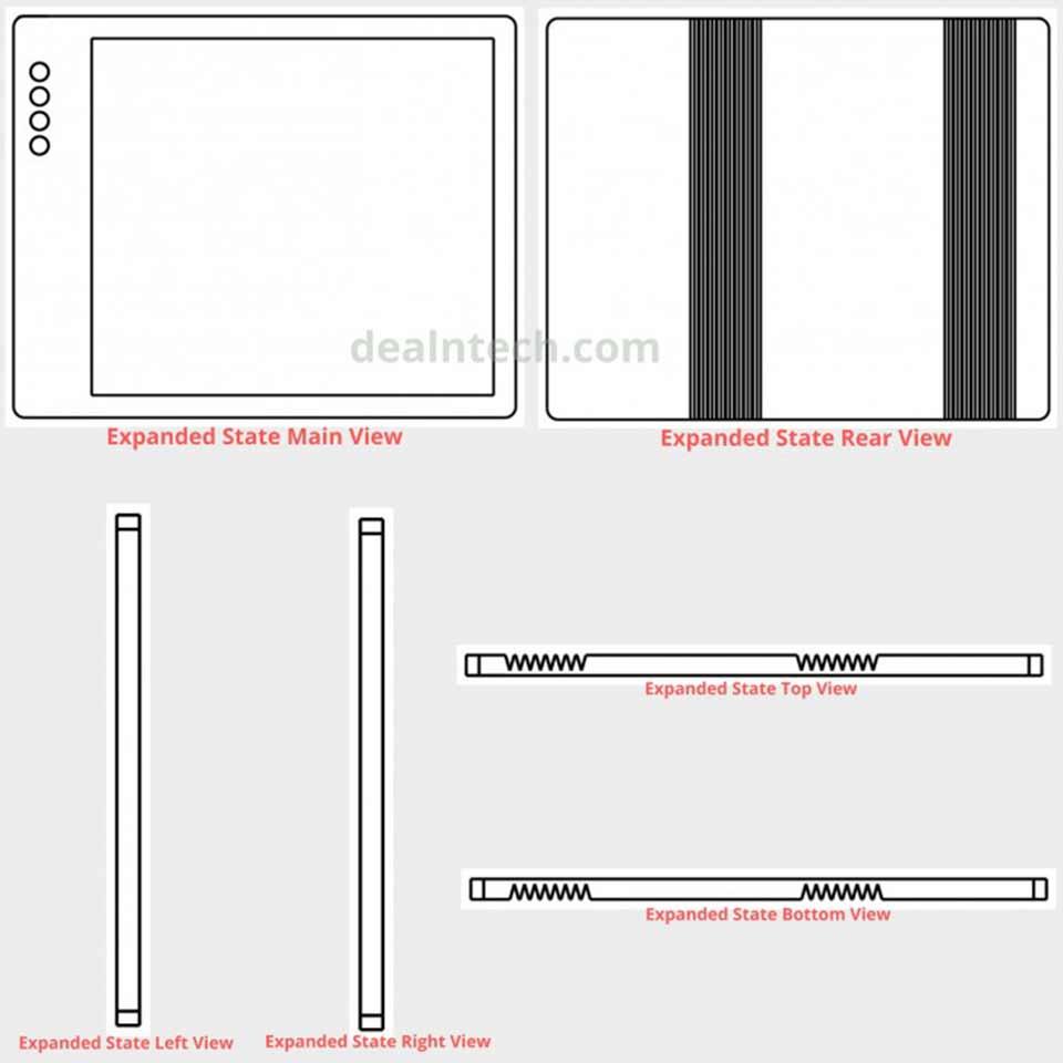 Xiaomi sắp có điện thoại gập lại với 4 camera - Hình 1