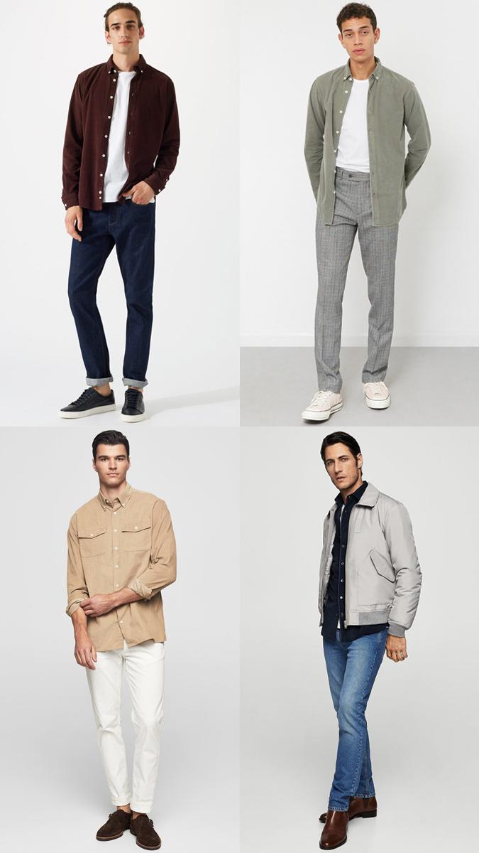 6 gợi ý phối đồ phong cách cùng chất liệu vải nhung tăm (Corduroy) - Hình 2