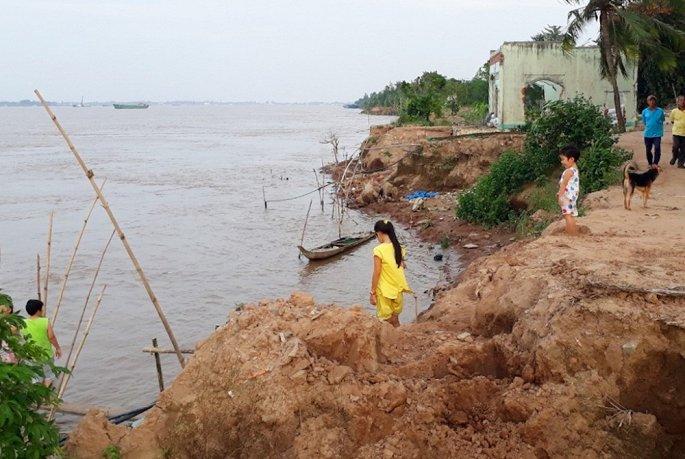 Bán đảo Cà Mau lún nhanh nhất Đồng bằng sông Cửu Long - Hình 2