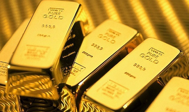 Giá vàng tiếp tục giảm sâu - Hình 1