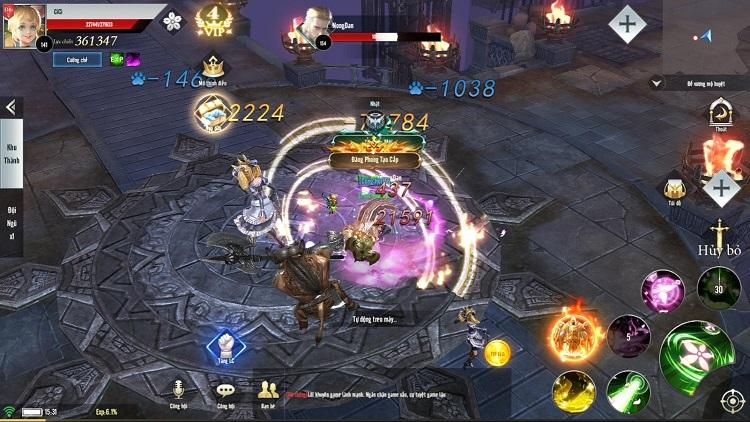 GTV lần đầu thử sức với tựa game bối cảnh Châu Âu mang tên Thiên Sứ Mobile - Hình 2