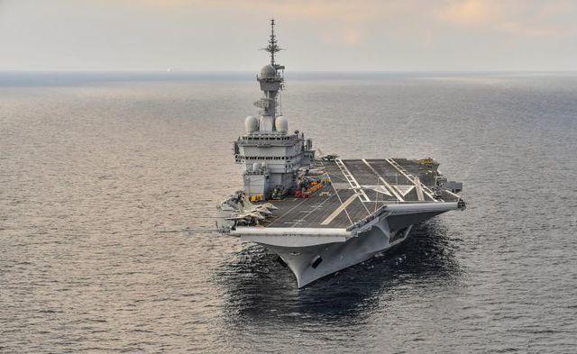 Lo ngại luật biển bị đe dọa, Pháp tăng cường điều tàu tới Biển Đông - Hình 1