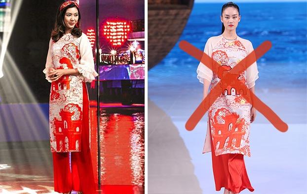 NSND Hồng Vân phẫn nộ nhà thiết kế Trung Quốc copy áo dài Việt Nam - Hình 1