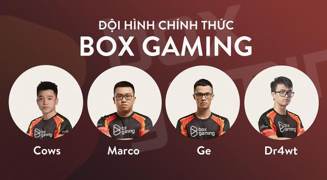 PUBG Mobile - Phỏng vấn Louis: Marco là người đội trưởng phù hợp nhất với Box Gaming ở thời điểm hiện tại - Hình 1