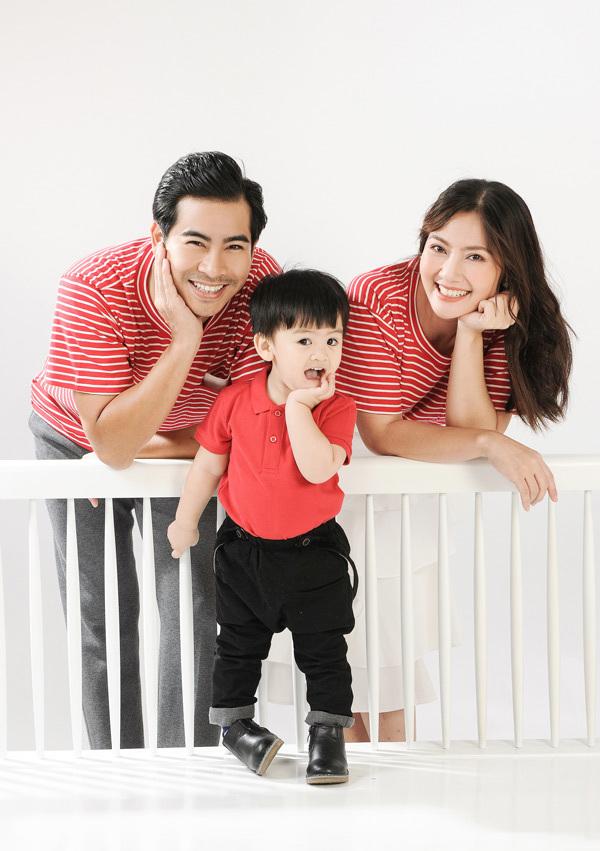 Thanh Bình đưa con trai về thăm mẹ Ngọc Lan hậu ly hôn - Hình 7