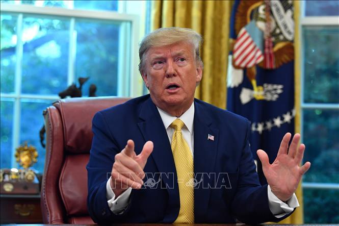 Tổng thống Mỹ khẳng định không vội ký thỏa thuận thương mại với Trung Quốc - Hình 1
