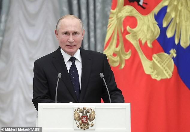 Tổng thống Putin quyết tâm hoàn thiện tên lửa bí ẩn sau vụ nổ động cơ - Hình 1