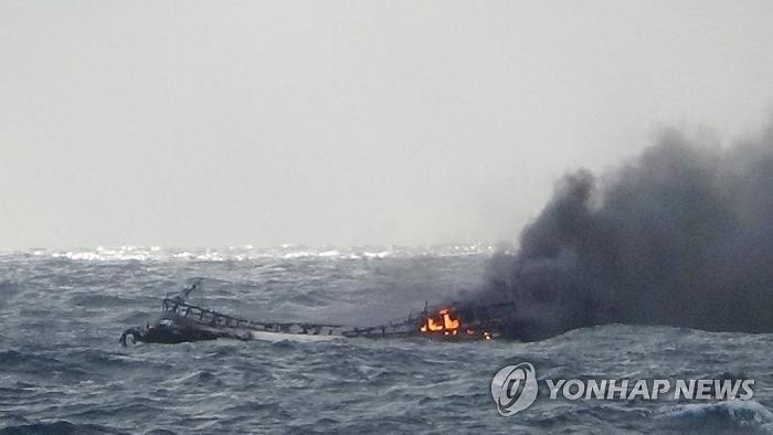Người thân 6 nạn nhân Việt Nam trong vụ cháy tàu cá đã sang Hàn Quốc - Hình 1
