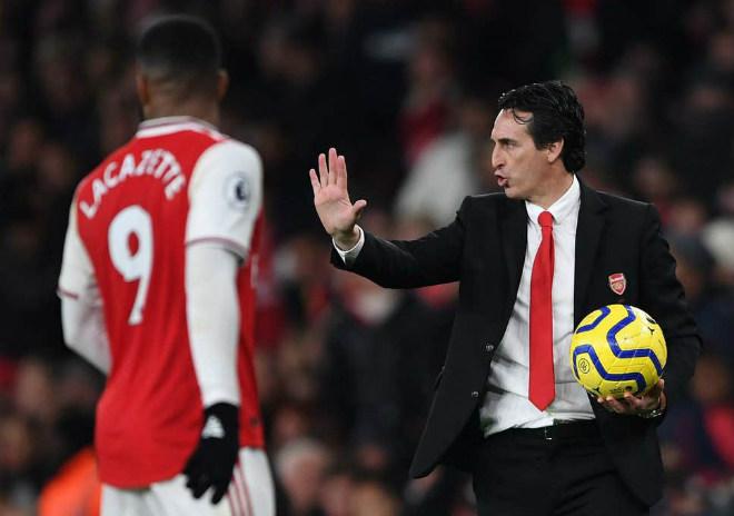 Arsenal 6 trận không thắng: Emery sắp bị tống cổ vì hiệu ứng Mourinho - Hình 1