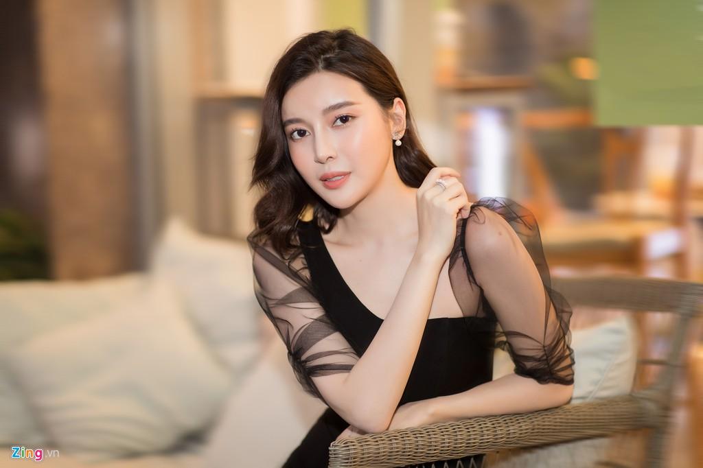 Cao Thái Hà tuyên bố dừng đóng phim, chuyển sang bán tào phớ - Hình 1