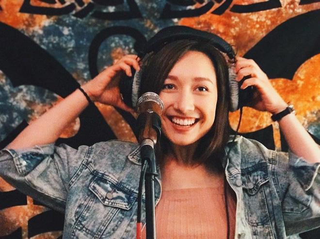 Anna Trương - con gái nhạc sĩ Anh Quân là 1 trong những kỹ sư mix âm nhạc cho Frozen 2 bản lồng tiếng Việt - Hình 2