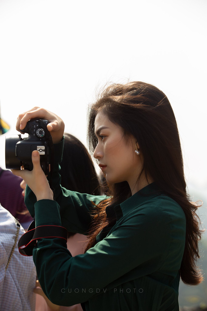 Đi du lịch bị chụp lén, cô gái Gia Lai khiến bao trái tim tan chảy vì khoảnh khắc quá xinh đẹp - Hình 3